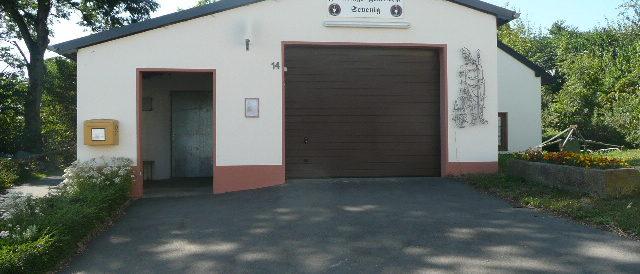 Bild: Feuerwehrgerätehaus